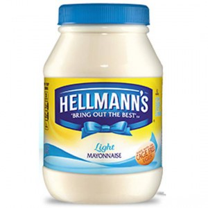 Hellmans Light Mayonnaise
