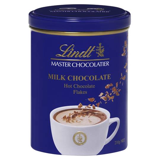 Ashleelouise97 reviewed Lindt Hot Chocolate Flakes Milk