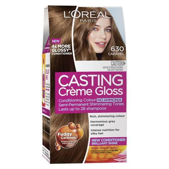 L'oreal Casting Crème Gloss 630 Caramel