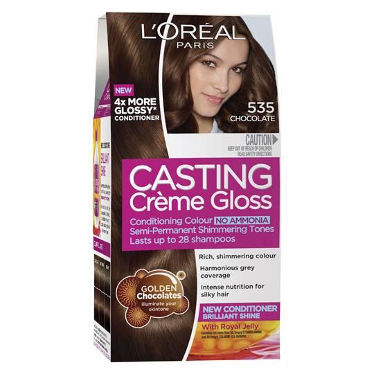 L'oreal Casting Crème Gloss 535 Chocolate
