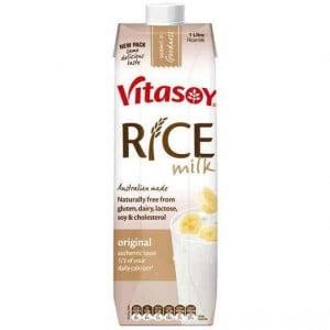 Vitasoy Calcium Enriched Rice Milk