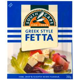 South Cape Greek Style Fetta