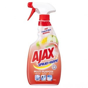 Ajax Spray N Wipe Multipurpose Apple Blossom & Citrus Trigger