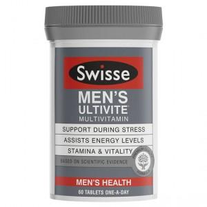 Swisse Ultivite Mens Tablet