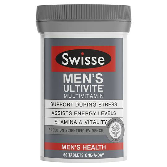 Swisse Ultivite Mens Tablet