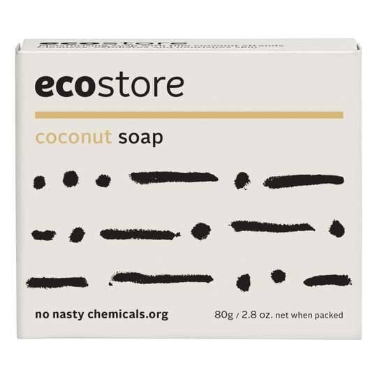 Ecostore Soap Bar Coconut