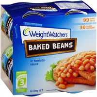 Weight Watchers Baked Beans Tomato Sauce