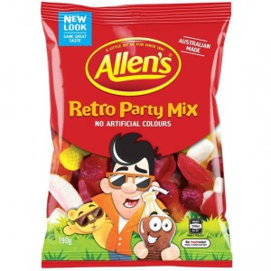 Allen's Party Mix Retro
