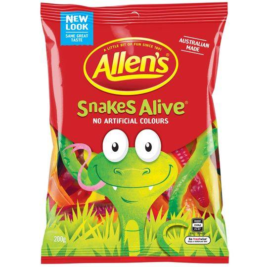 mom206337 reviewed Allen's Snakes Alive