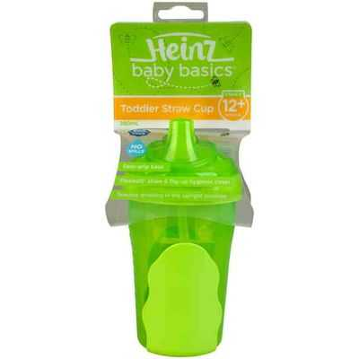 Heinz Baby Basic Toddler Straw Cup
