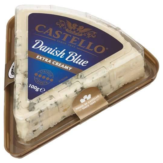 Castello Extra Creamy Mild Blue Cheese