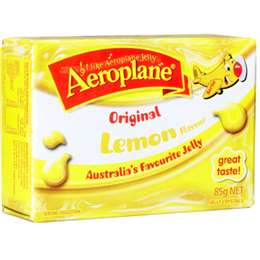Aeroplane Jelly Original Lemon