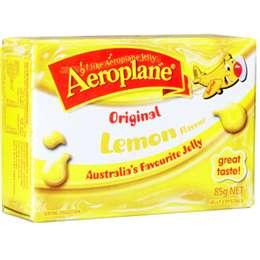 Aeroplane Jelly Original Lemon