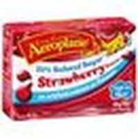 Aeroplane Jelly Reduced Sugar Strawberry