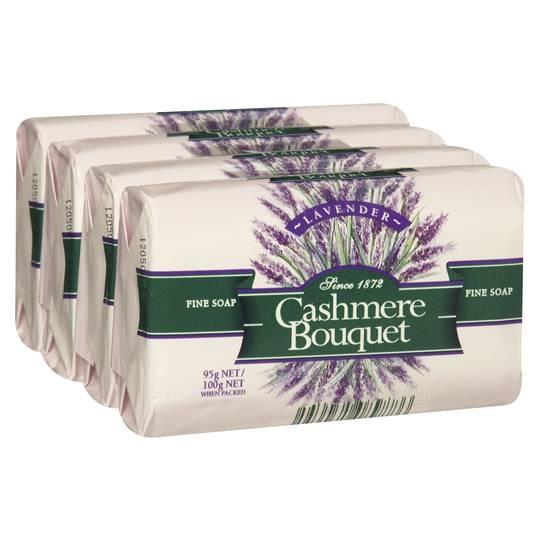 Cashmere Bouquet Soap Bar Lavender