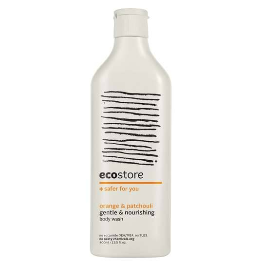Ecostore Body Wash Orange Patcouli
