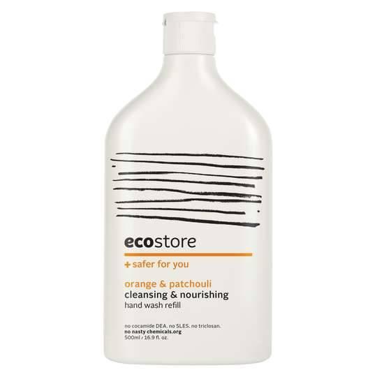 Ecostore Handwash Refill Orange & Patchouli