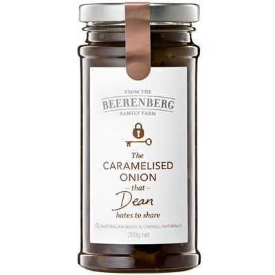 Beerenberg Relish Caramalised Onion