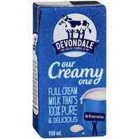 Devondale 100% Pure Full Cream Long Life Milk