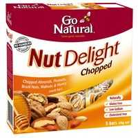 Go Natural Nut Snacks Nut Delight Chopped