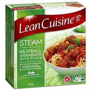 Lean Cuisine Steam Meatball Arrabbiata