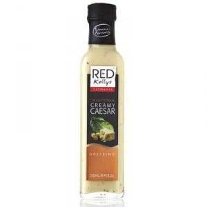 Red Kellys Salad Dressing Caesar