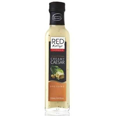 Red Kellys Salad Dressing Caesar