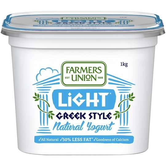 Farmers Union Light Greek Yoghurt
