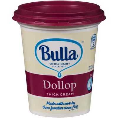 Bulla Thick Cream Cup