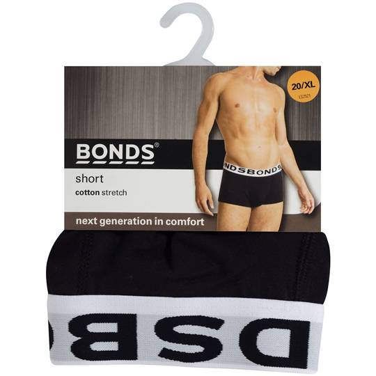 Bonds Mens Underwear Fit Shorts X Large