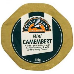 South Cape Camembert Mini Cheese Wheel