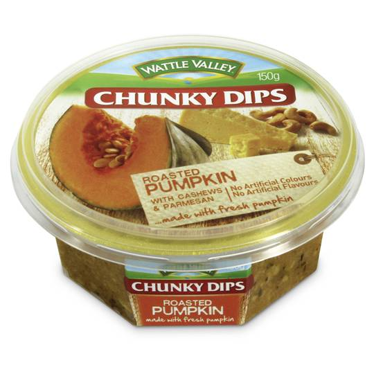 Wattle Valley Chunky Dip Roasted Pumpkin