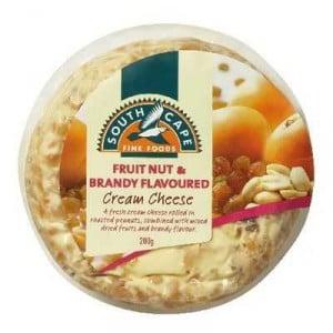 South Cape Fruit & Brandy Cream Cheese