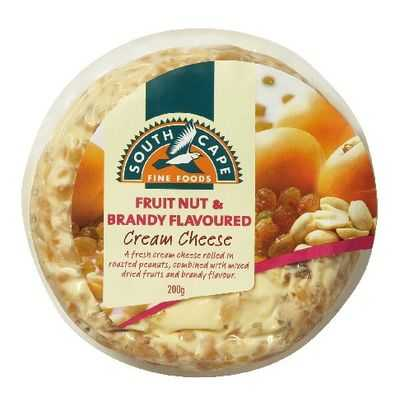 South Cape Fruit & Brandy Cream Cheese