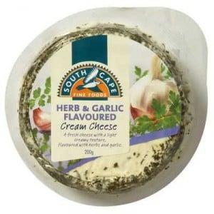 South Cape Herb & Garlic Cream Cheese