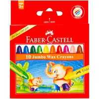 Faber-castell Crayon Jumbo Wax