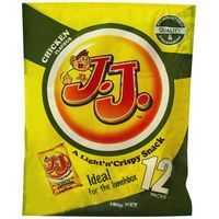 J.j. Snacks Multipack Chicken Chips