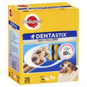 Pedigree Treat Dentastix Small Dog