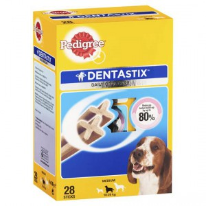 Pedigree Treat Dentastix Medium