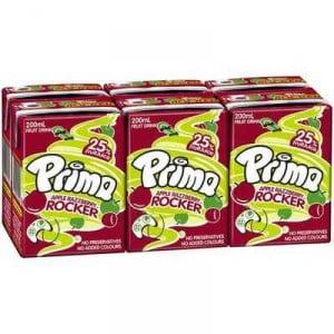 Prima Apple & Raspberry Fruit Drink