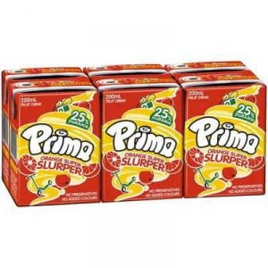 Prima Orange Fruit Drink