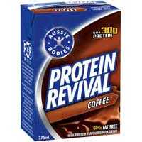 Aussie Bodies Protein Revival Coffee 99% Fat Free