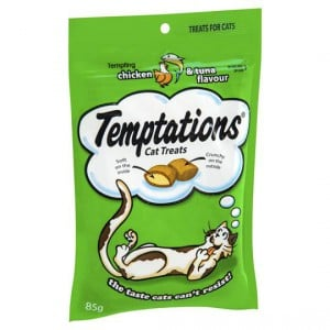 Temptations Treat Chicken & Tuna