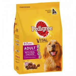 Pedigree Adult Dog Food With Real Chicken