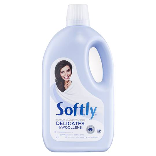 Softly Wool Wash Woollens & Delicates Value