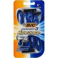 Bic Razor Disposable Comfort 3 Advance