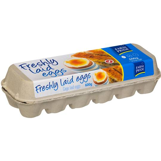 Farm Pride Cage Eggs