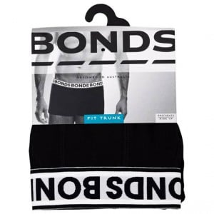 Bonds Mens Underwear Fit Trunk Medium