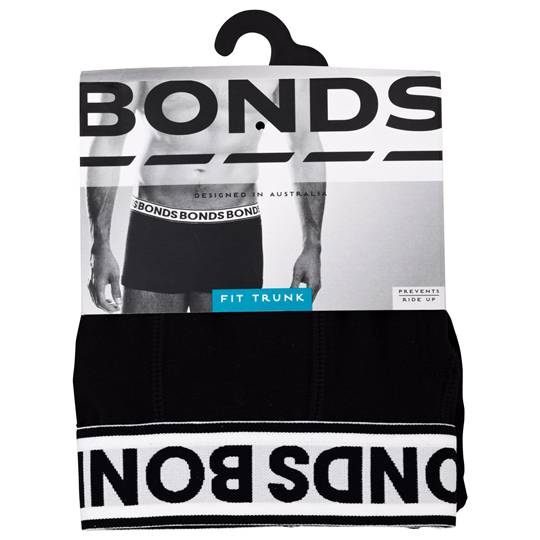 Bonds Mens Underwear Fit Trunk Large