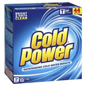 Cold Power Top Loader Regular Powder